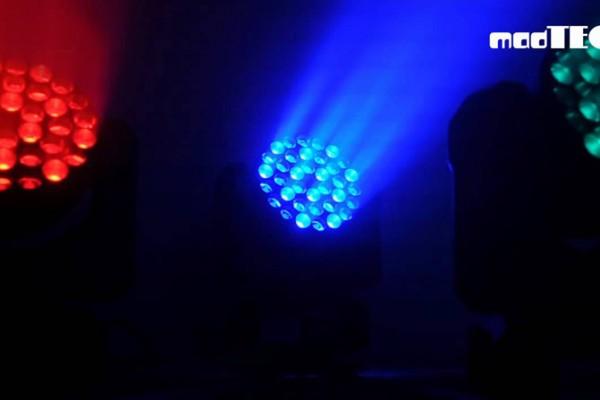 ILUMINACIÓN POR LEDS Serie NEOLED –  MADTEC Equivalente MARTIN 101