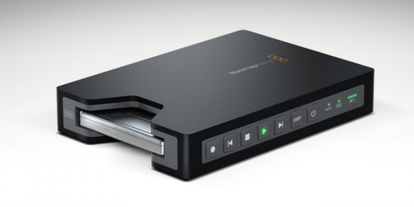 Solid state disk video recorder