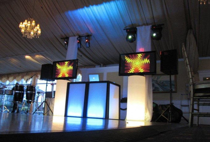 Plasmas Panasonic HD y FULLHD para eventos