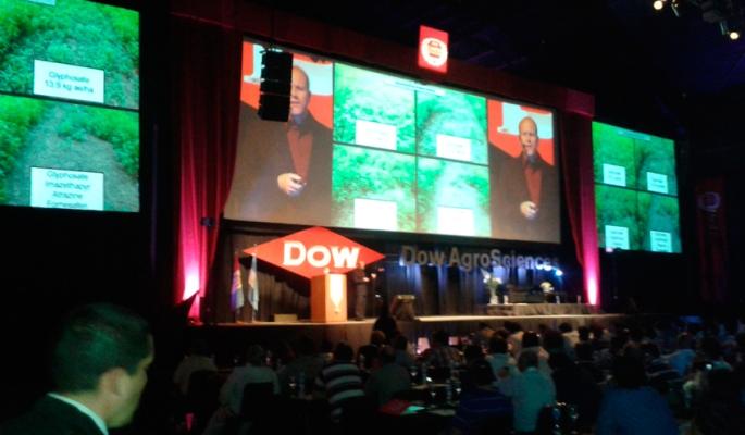 Evento Dow AgroSciences 2014