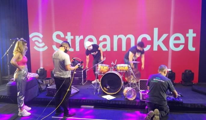 Lanzamiento Streamcket